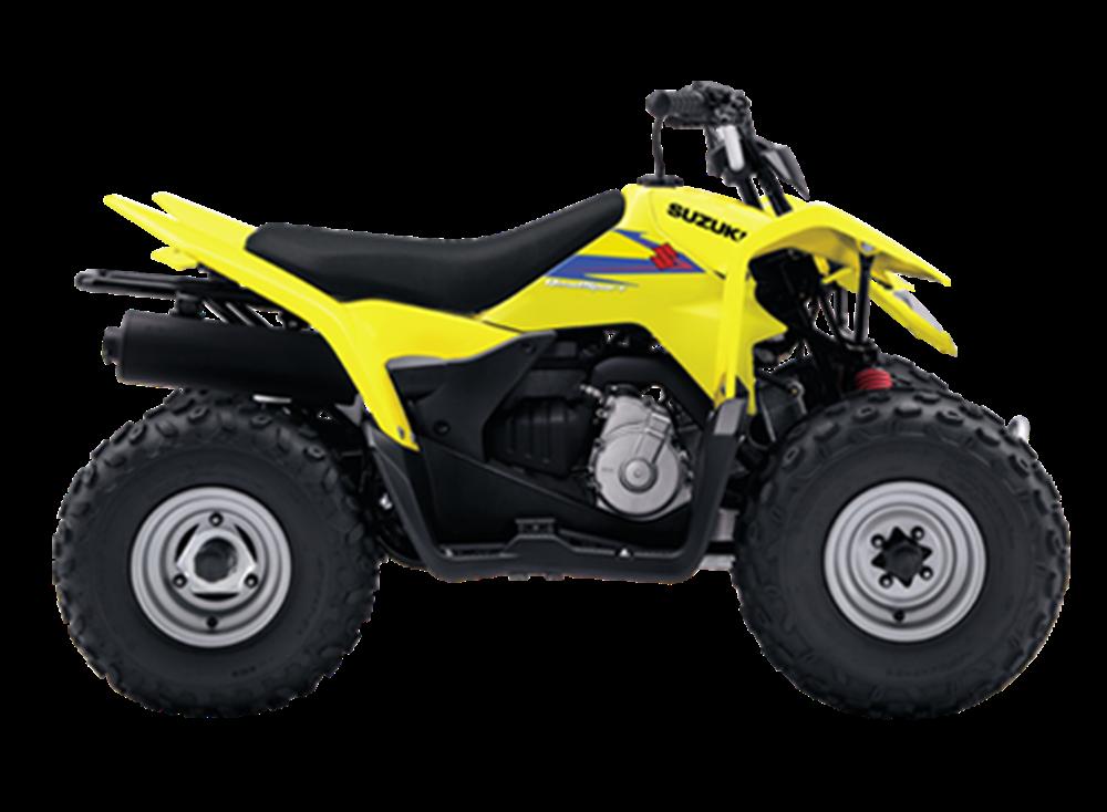 Suzuki ATV's | C W Kirk Lawnmowers